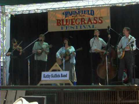 "Kathy Kallick Band performs ""Come Walk With Me"""