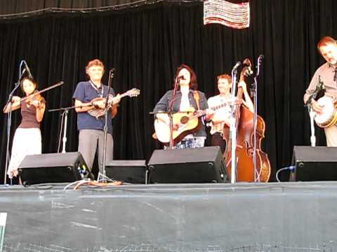 Kathy Kallick Band | White House Blues | 2010 CBAFDF 06-19-10
