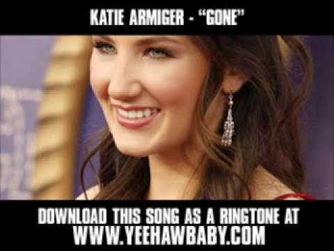 Katie Armiger - Gone [ New Video + Lyrics + Download ]