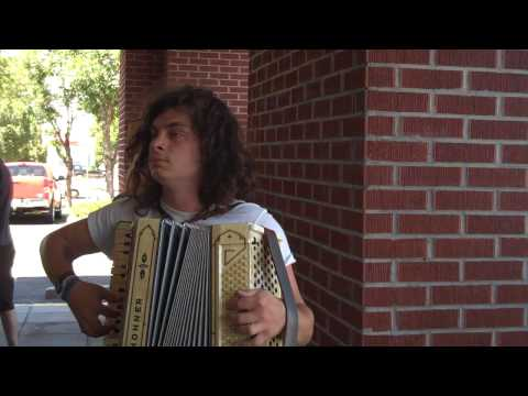 "Nate from Kay Kay & His Weathered Underground Accordion ""Tetris"""