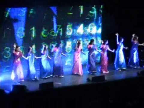DERRICKS BOLLYWOOD CREW WITH KAYA YANAR 2010
