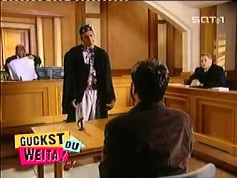 Was guckst du - Richterin �nal.flv MAMA ICH HAB ABI