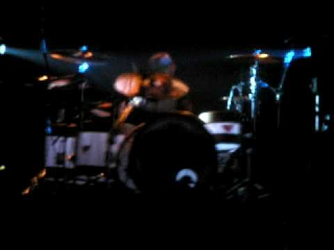 John Keefe`s Drum Solo at Clutch Cargo`s