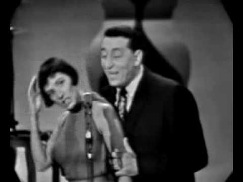 Louis Prima & Keely Smith.....That Old Black Magic (1950`s).flv