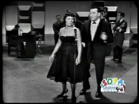 "LOUIS PRIMA & KEELY SMITH ""I`ve Got You Under My Skin"" on The Ed Sullivan Show"