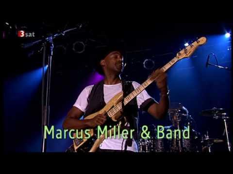 Marcus Miller - Higher Ground [Live Leverkusen 2007]