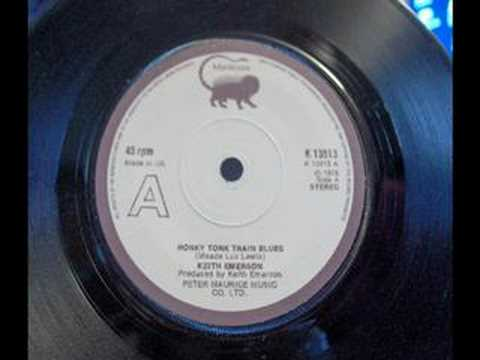 Keith Emerson - Honky Tonk Train Blues 1976 Manticore Stereo