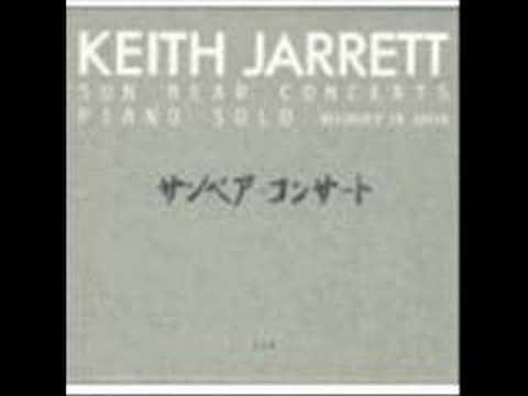 keith Jarrett sun bear concerts piano solo tokyo encores