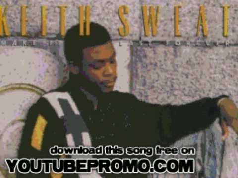 keith sweat - In the Rain - Make it Last Forever