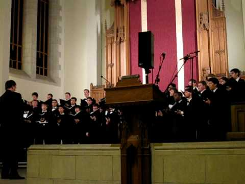 Cornell University Glee Club, Voices of Finland (14): Winter Lullaby; A Dirge