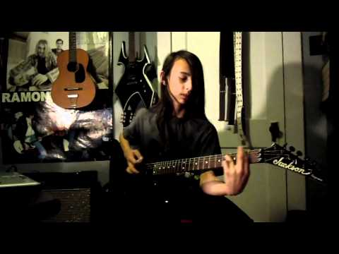 Metallica For Whom the Bell Tolls Guitar Cover by Gavin