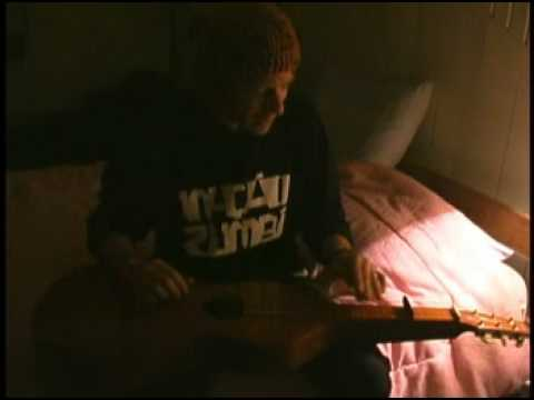 "Christiaan Oyens - Violão Havaiano ""Good Night Irene"" Kelly Joe Phelps"