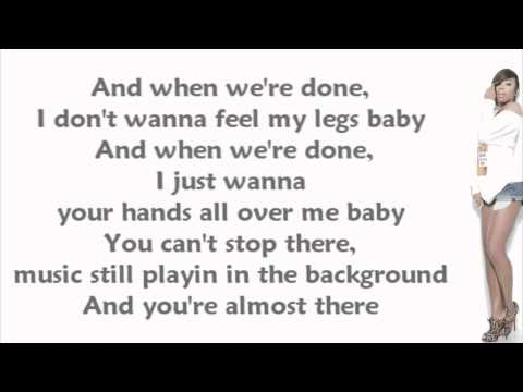 Kelly Rowland - Motivation (Feat. Lil` Wayne) Lyrics Video