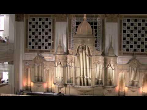Wanamaker Organ Day 2010 - Widor - Allegro, Symphony VI