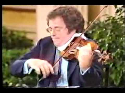 Itzhak Perlman & Ken Noda - Chopin - Nocturne n� 20 in C diesis minor