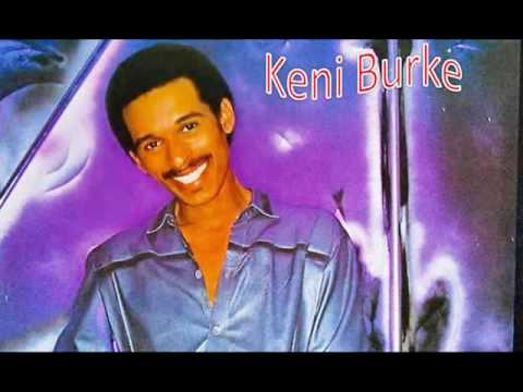 Keni Burke Risin` to the Top