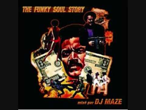 "KENI BURKE ""let somebody love you "" THE FUNKY SOUL STORY by DJ MAZE"