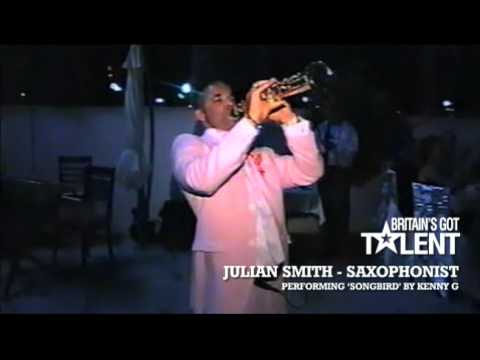 Julian Smith - Exclusive : Performing `Songbird` by Kenny G