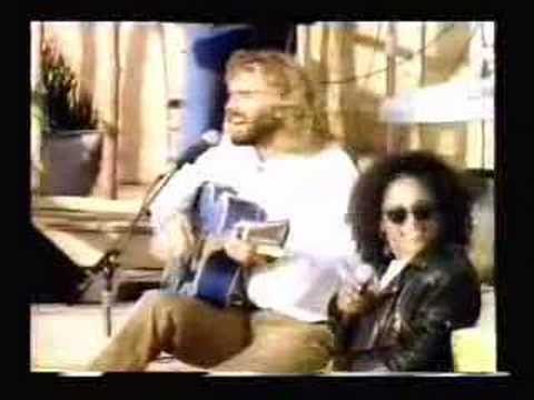 Kenny Loggins Whenever I Call You Friend Live 1991
