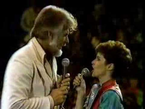 Kenny Rogers & Sheena Easton We`ve Got Tonight