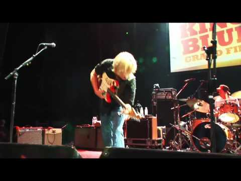 "Kenny Wayne Shepherd ""Voodoo Child"" Live (part 2) At Guitar Center`s King of the Blues"