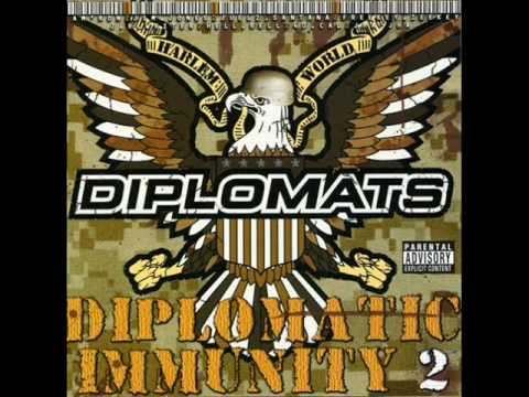 "the Diplomats - ""Diplomatic triumphal"" instrumental (by young balla) NEW"