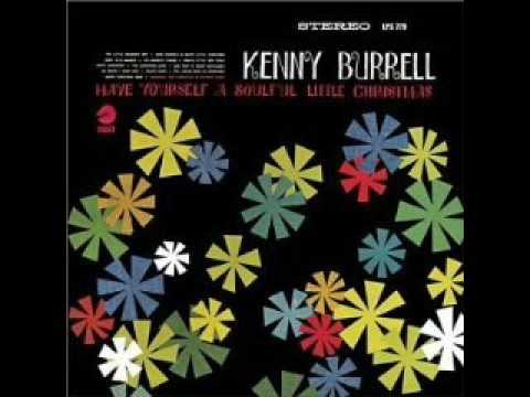 Kenny Burrell - White Christmas.WMV