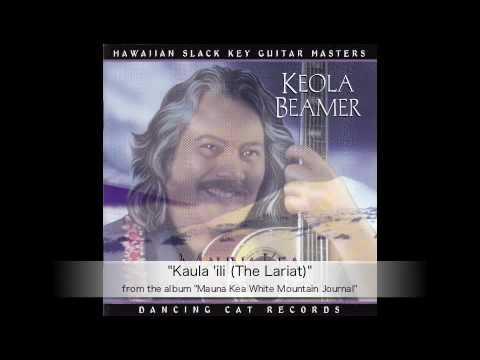 """Keola Beamer / Mauna Kea"" (1997)"