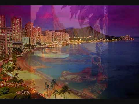 "Keola & Kapono Beamer - ""Honolulu City Lights"".cover song"