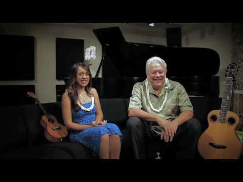 "Keola Beamer and Raiatea ""Talk Story"""
