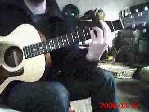 """""""Jardin d`hiver"""" - Henri Salvador (reprise guitare acoustique)"""