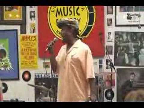 KERMIT RUFFINS @ Louisiana Music Factory JazzFest 2007