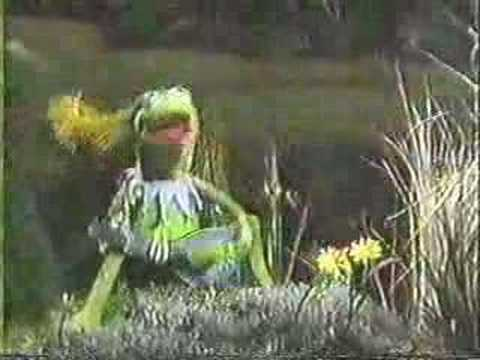 Classic Sesame Street - Kermit`s minstrel song