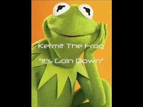 """It`s Goin Down"" (Yung Joc)--Sung By Kermit The Frog"