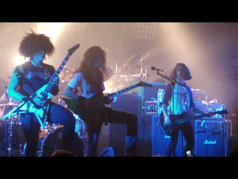 """LIGHT FROM ABOVE"" -BLACK TIDE- *LIVE HD* @ NORWICH UEA LCR 21/1/09"