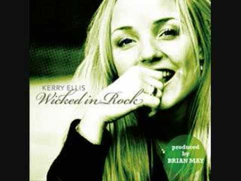 No-One But You-Wicked in Rock-Kerry Ellis