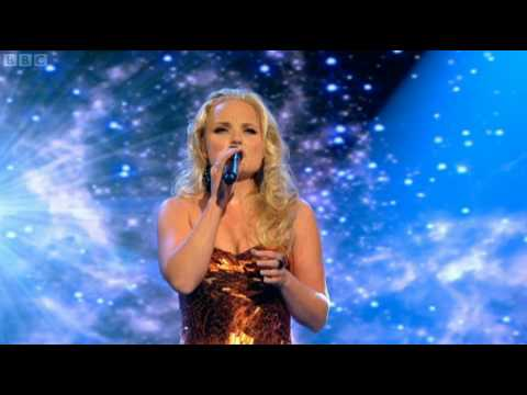 Kerry Ellis & Brian May - Anthem (Live) On BBC1`s Tonight`s The Night - 21/08/2010