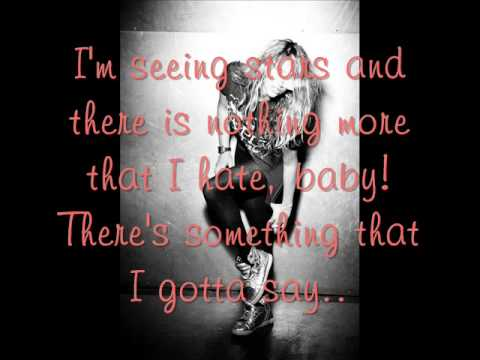 Kesha - Disgusting Lyrics