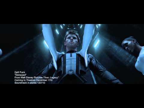 "TRON: LEGACY - Daft Punk`s ""Derezzed"""