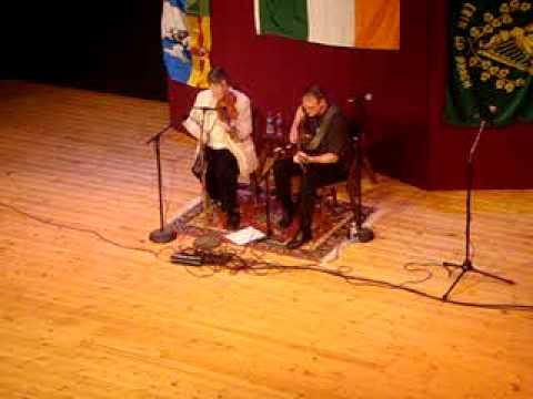 "Kevin Burke and Cal Scott, ""Dionne Reel/Mouth Of The Tobique"""