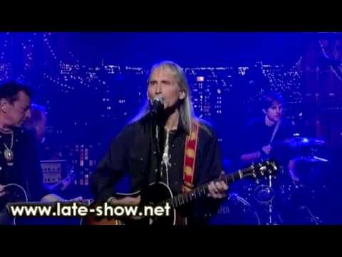 Late Show with David Letterman 7/21/2009 - The Flatlanders