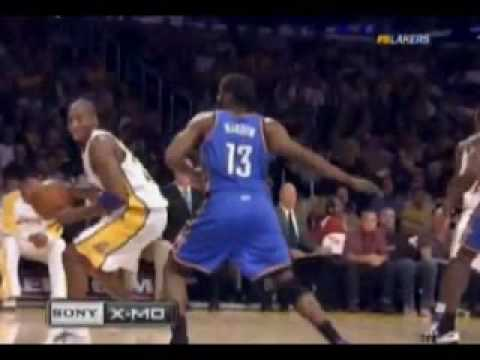 Kobe Bryant Best Shot ever in his NBA Career.wmv