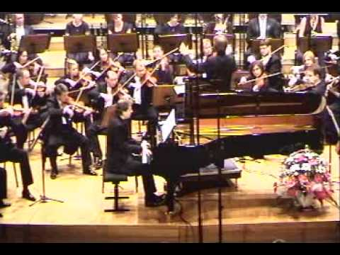 "IJ Paderewski - ?Polish Fantasy"" in Gis minor for piano and orchestra, Op. 19, 1st Movement"