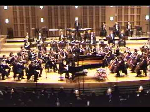 IJ Paderewski -- Piano Concerto in A minor, Op. 17, 4th Movement