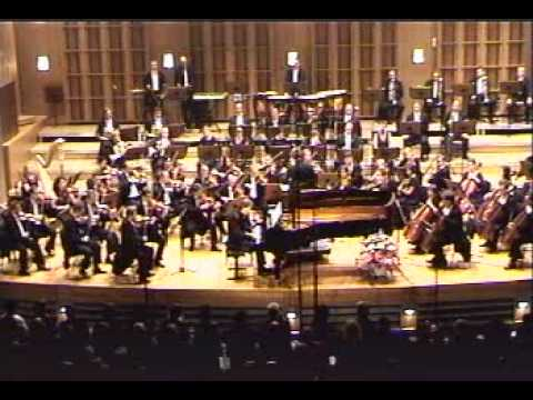 "IJ Paderewski - ?Polish Fantasy"" in Gis minor for piano and orchestra, Op. 19, 2nd Movement"