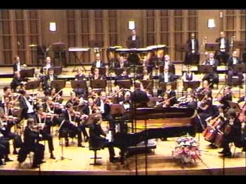 IJ Paderewski -- Piano Concerto in A minor, Op. 17, 3rd Movement