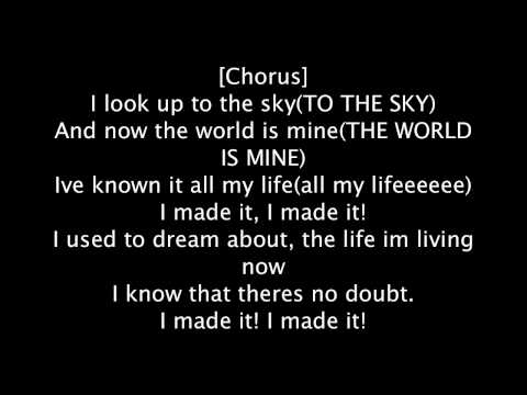 I Made It - Kevin Rudolf feat. Birdman, Jay Sean, & Lil Wayne (With Lyrics) (New 2010)