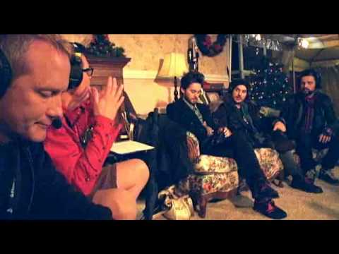 30 Seconds To Mars - Kevin & Bean Interview (KROQ Almost Acoustic Christmas 2009)