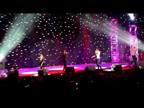 Key 103 Jingle Ball-The Wanted- Heart Vacancy- Live in HD