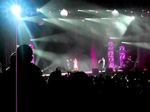 N-Dubz - Best Behaviour - Key 103 Jingle Bell Ball 2010